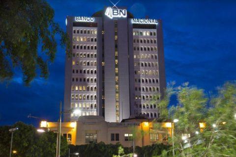Bienvenido Banco Nacional.