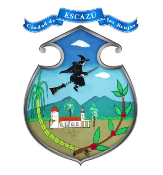 Bienvenida Municipalidad de Escazú.